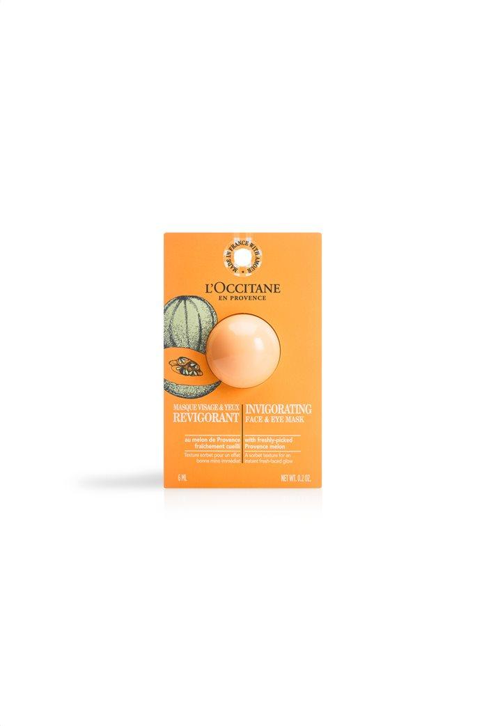 L'Occitane 3-σε-1 Revitalizing Mask σε μονοδόση Gift 0
