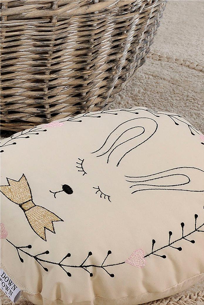 DOWN TOWN Home Διακοσμητικό μαξιλαράκι Rabbit 0