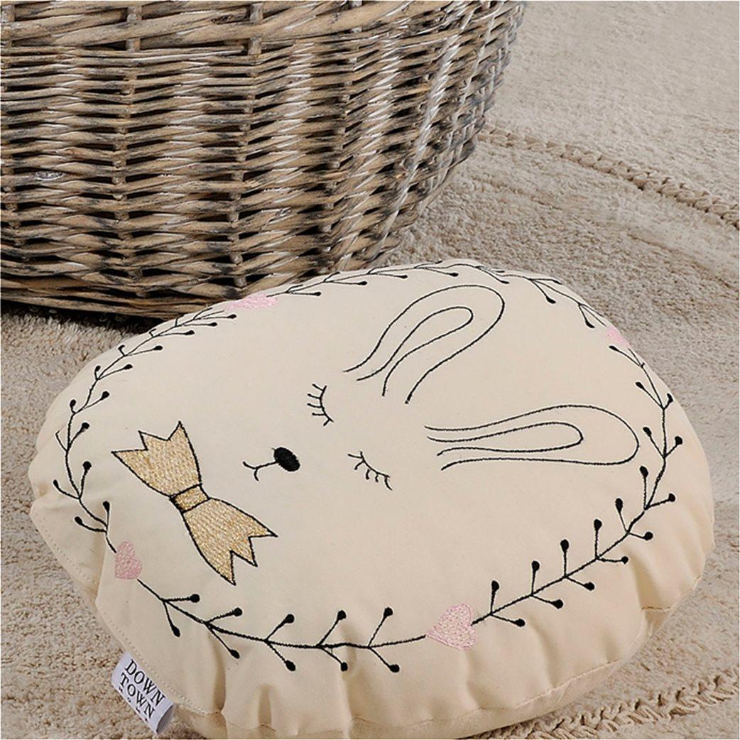 DOWN TOWN Home Διακοσμητικό μαξιλαράκι Rabbit 1