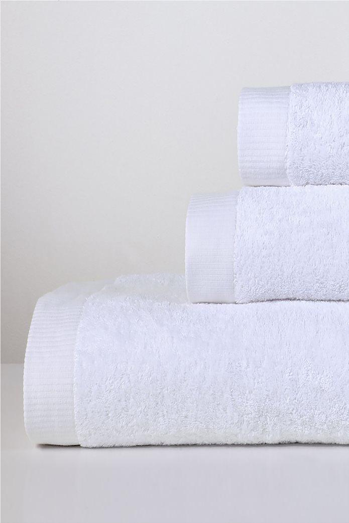DOWN TOWN Home Σετ πετσέτες μπάνιου Lotus White(3 τεμάχια)   0