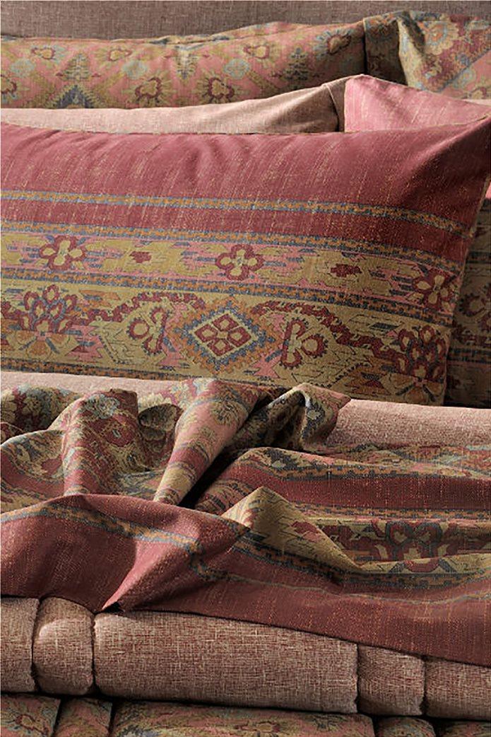 DOWN TOWN Home Σετ μαξιλαροθήκες για μαξιλάρια ύπνου Oxford 727 (2 τεμάχια)   0