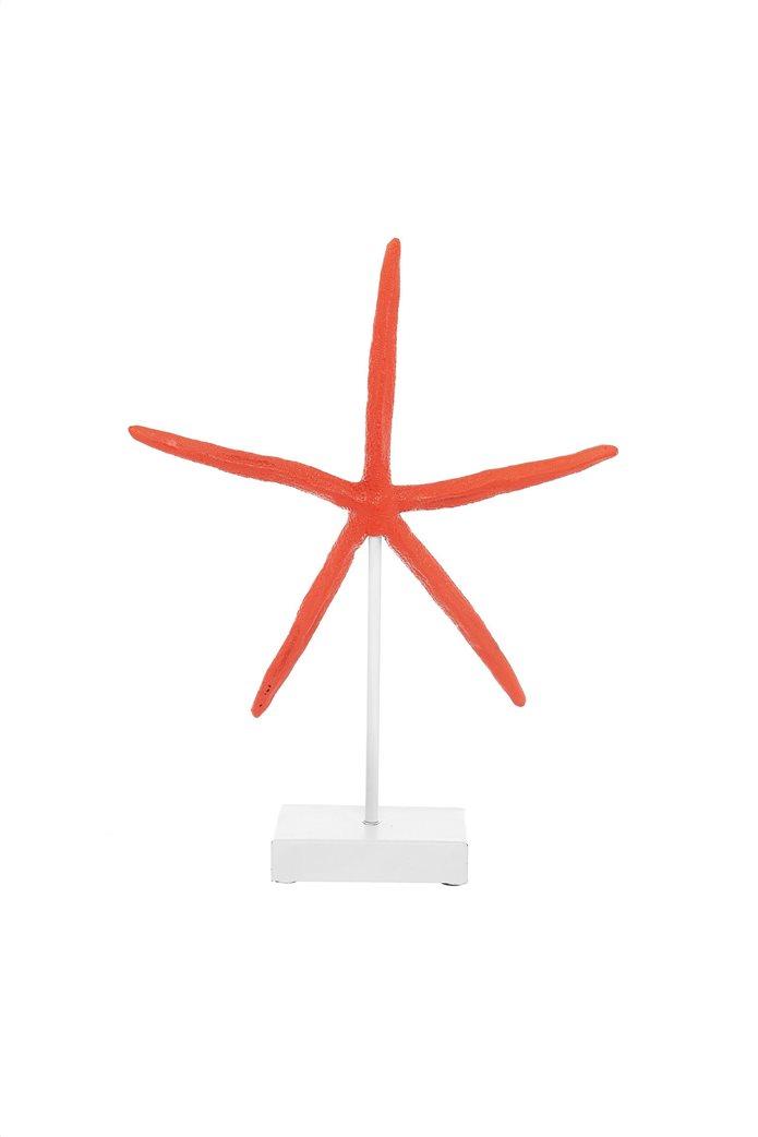 Coincasa διακοσμητικό σταντ αστερίας 37 cm 0