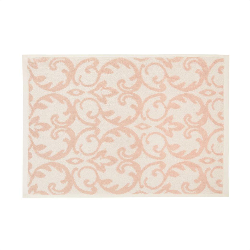 Coincasa πετσέτα μπάνιου με damask motif 150 x 90 cm 2