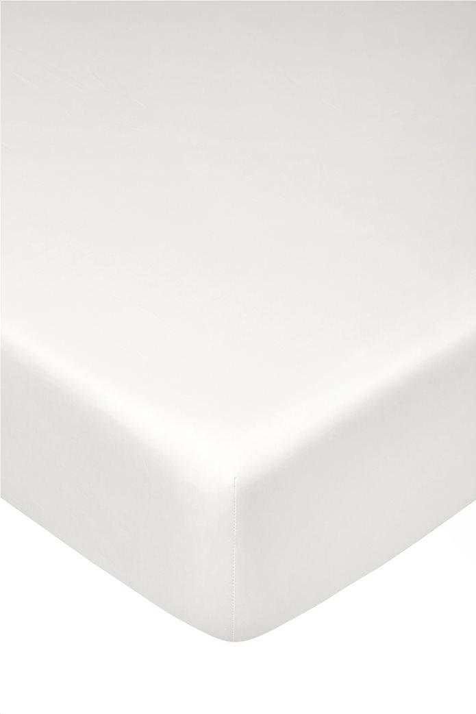 Coincasa σεντόνι μονόχρωμο με λάστιχο 90 x 200 cm  0