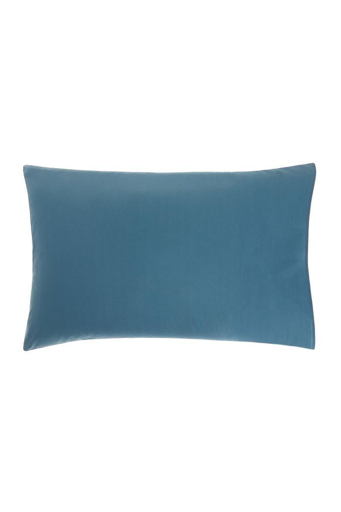 Coincasa βαμβακερή μαξιλαροθήκη με καρό σχέδιο 50 x 80 cm 1