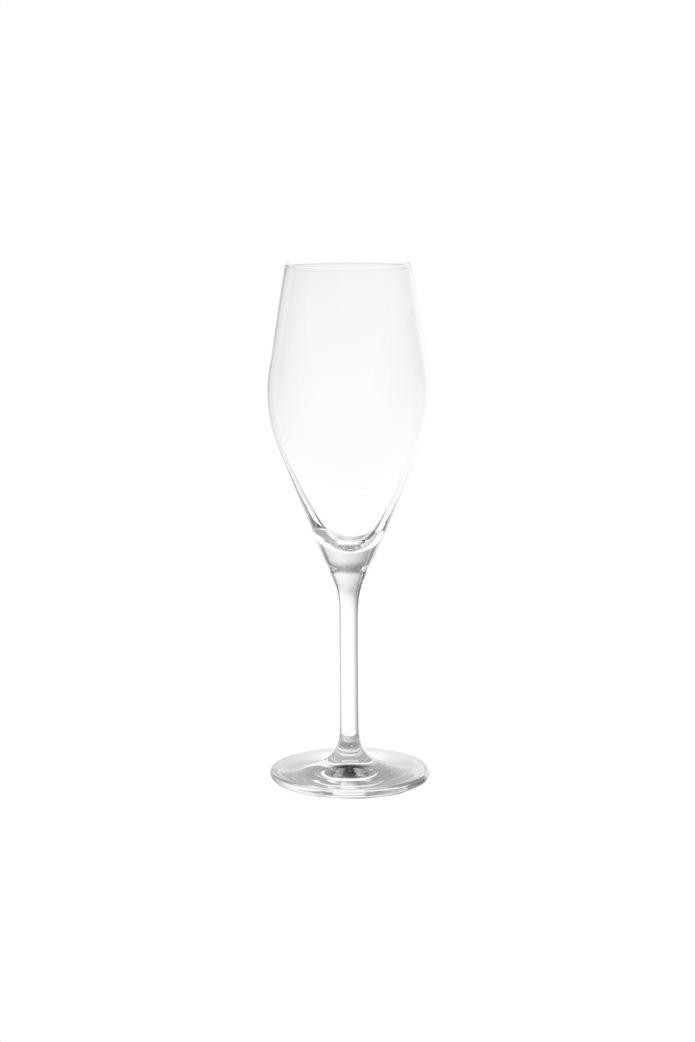 Coincasa γυάλινο κολωνάτο ποτήρι 21.5 cm 0