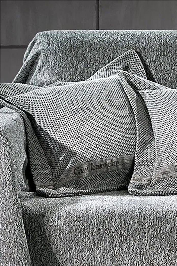 Guy Laroche διακοσμητική μαξιλαροθήκη ''Balance Silver'' 50 x 50 cm 0