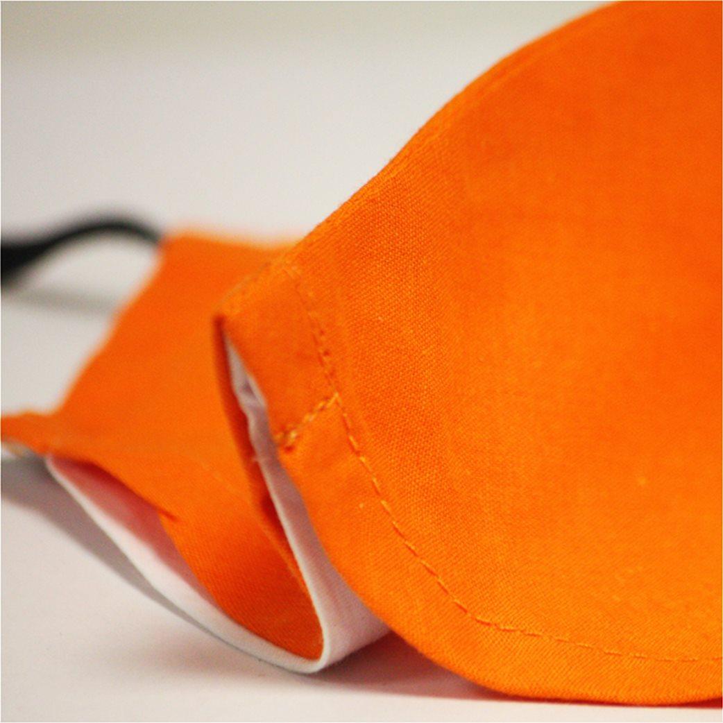 "Synchronia παιδική μάσκα υφασμάτινη με έλασμα ""Bebe"" (XS) 2"