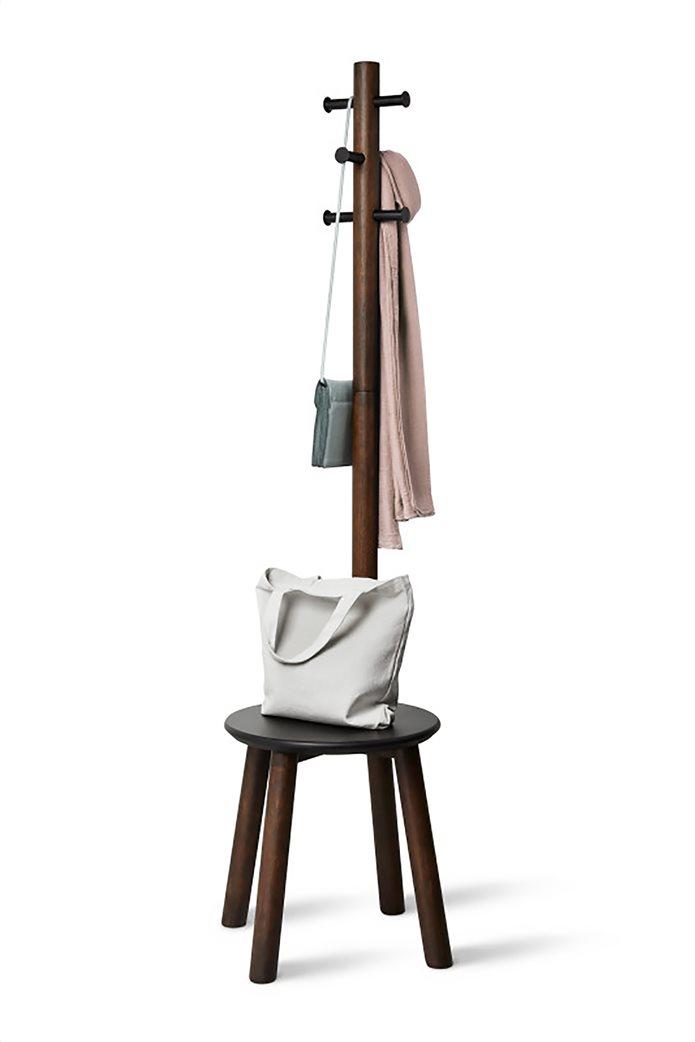 Umbra καλόγερος με σκαμνάκι 1,67 χ 50 cm Καφέ 0