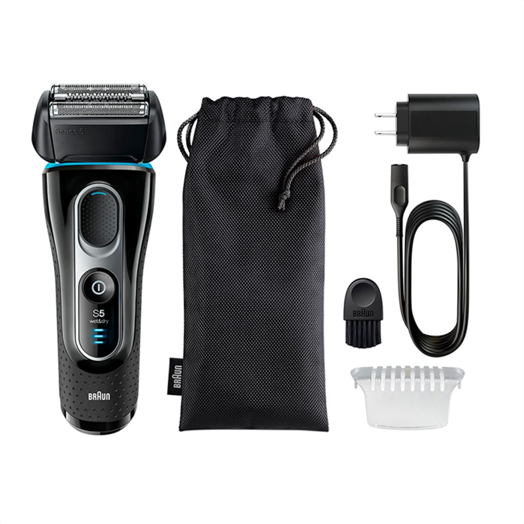 Braun Ξυριστική Μηχανή Wet&Dry 5147S 1