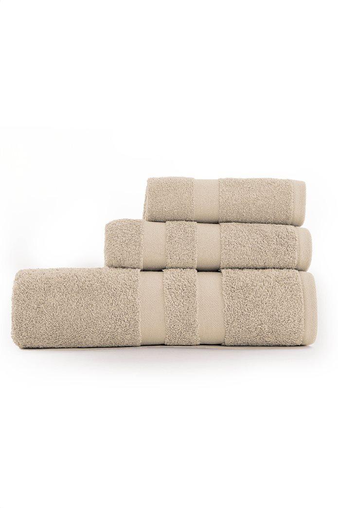 "NEF-NEF πετσέτα προσώπου ""Status"" 50 x 90 cm 0"