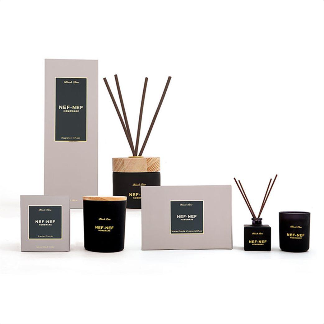 NEF-NEF Αρωματικό set χώρου (κερί και στικς) Black Pine   1
