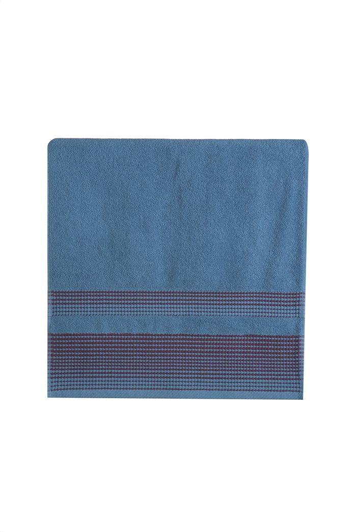 """NEF-NEF πετσέτα χεριών με κεντημένη φάσα """"Keneth"""" 30 x 50 cm 0"""