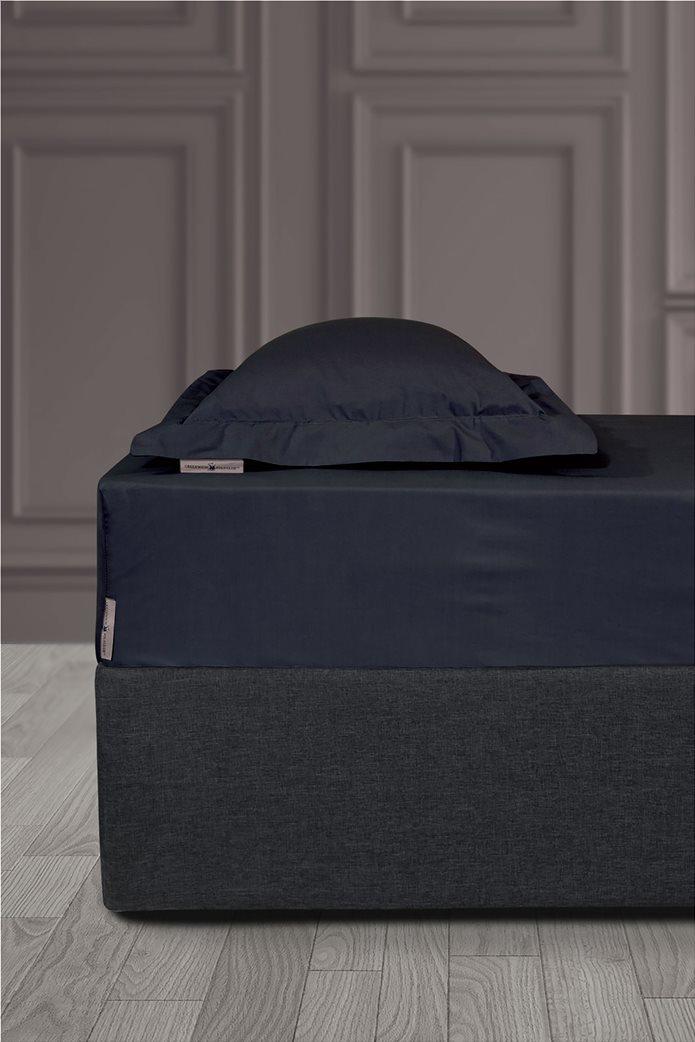 """Greenwich Polo Club σεντόνι king size με λάστιχο """"2210 Premium"""" 180 x 200 + 35 cm (1 τεμάχιο) 0"""