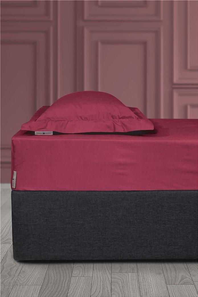 """Greenwich Polo Club σεντόνι king size με λάστιχο """"2212 Premium"""" 180 x 200 + 35 cm 0"""