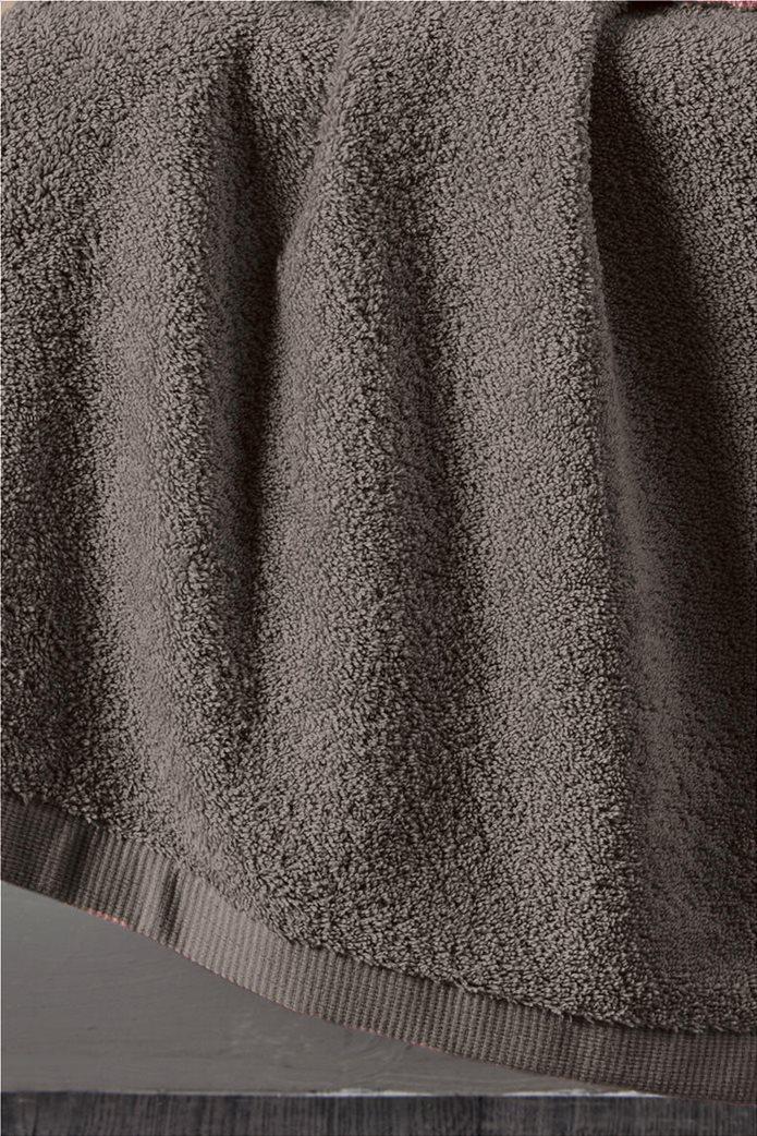 "Kentia πετσέτα σώματος ""Brand Grey"" 90 x 150 cm Καφέ 0"