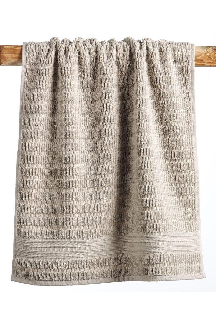 "Kentia πετσέτα σώματος με ανάγλυφη υφή ""Discover 12"" 80 x 150 cm (1 τεμάχιο) 0"