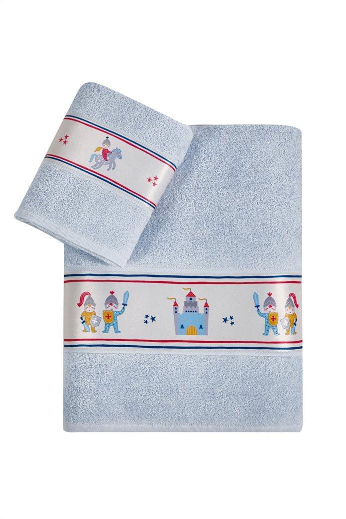"Kentia σετ παιδικές πετσέτες με τρέσα ""Duke"" (2 τεμάχια) 0"