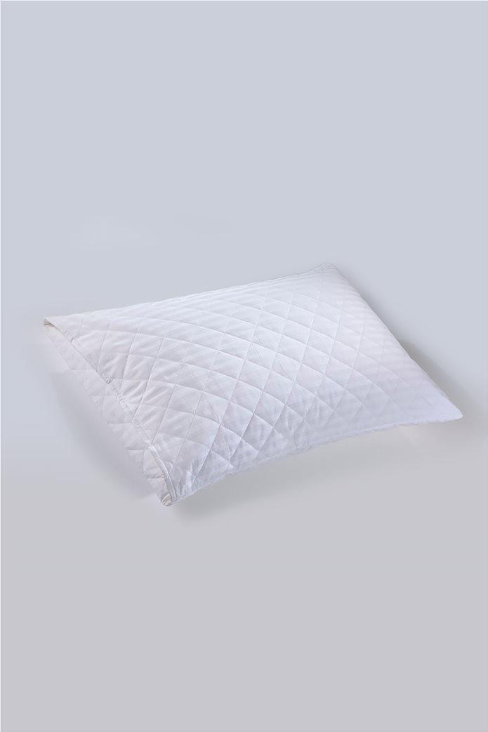 DOWN TOWN Home κάλυμμα μαξιλαριού καπιτονέ 52 x 75 cm Λευκό 0