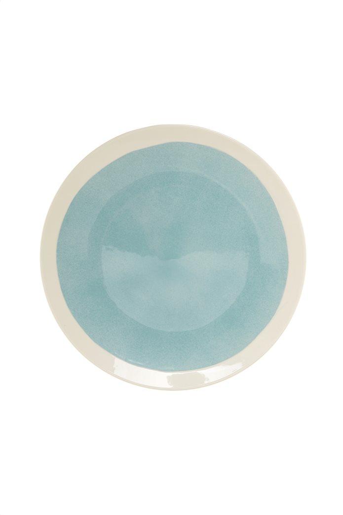 Coincasa κεραμικό πιάτο με διχρωμία 33 cm 0