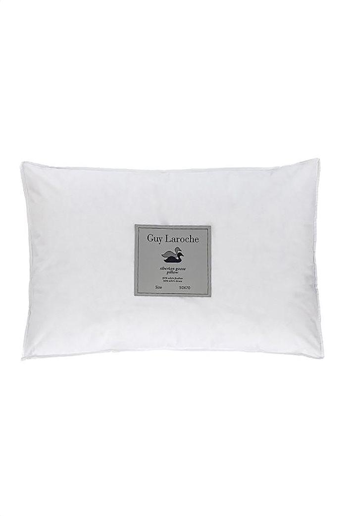 Guy Laroche μαξιλάρι ύπνου από πούπουλο  50 x 70 cm Λευκό 0