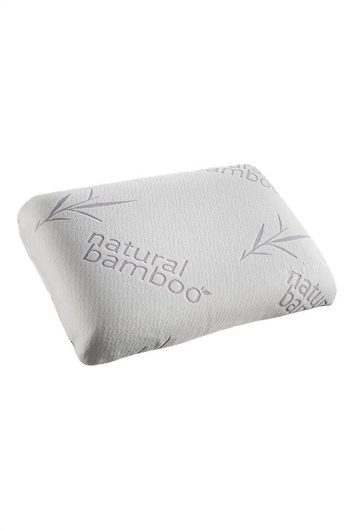 Guy Laroche ανατομικό μαξιλάρι ύπνου ''Visco Elastic'' 40 x 60 cm Λευκό 1