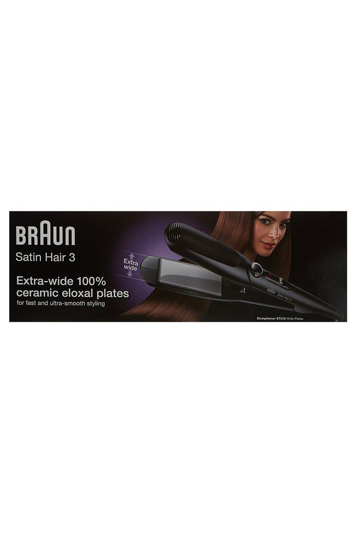 Συσκευή ισιώματος ES1 Satin Hair 3  Braun 2
