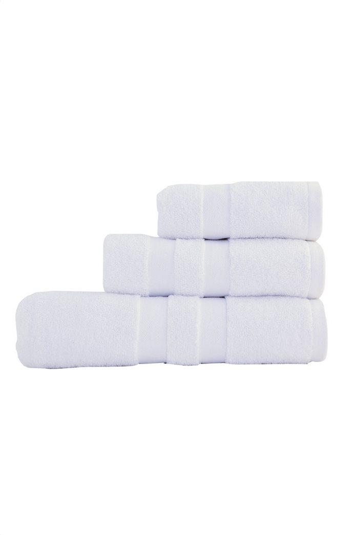 Πετσέτα χεριών λευκή Status (30 x 50 cm) NEF-NEF 0
