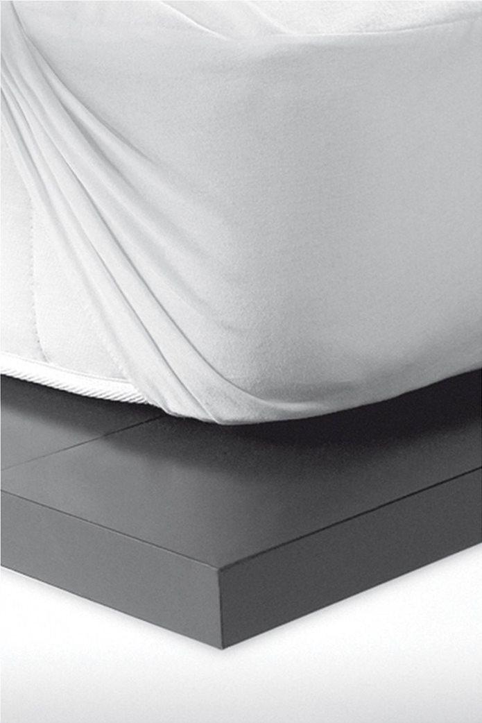"""Kentia αδιάβροχο επίστρωμα διπλό """"Cotton Cover"""" 140 x 200 cm 0"""