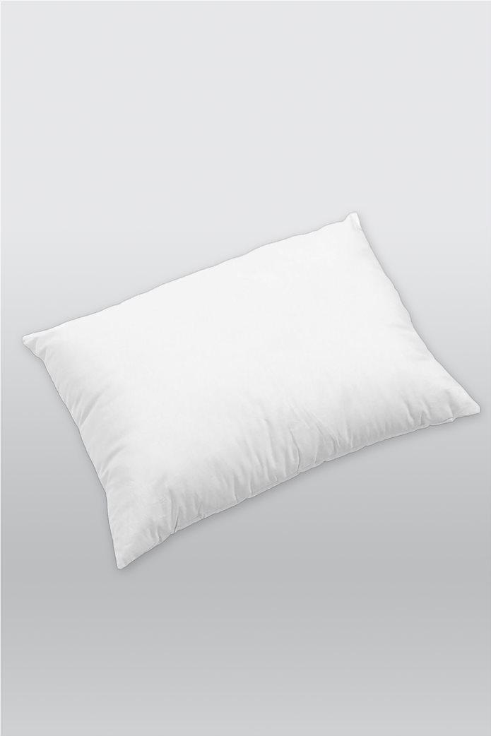 """Kentia βαμβακερό μαξιλάρι ύπνου """"Comfort"""" 50 x 70 cm Λευκό 0"""