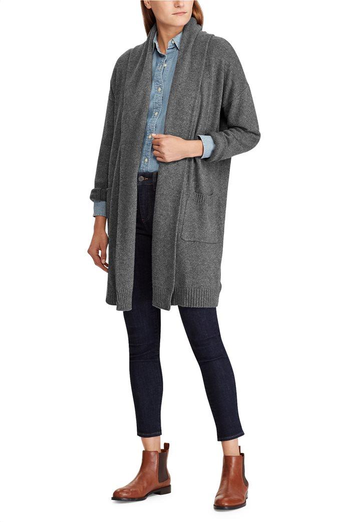 Lauren Ralph Lauren  γυναικεία ζακέτα Cotton Blend Cardigan 0