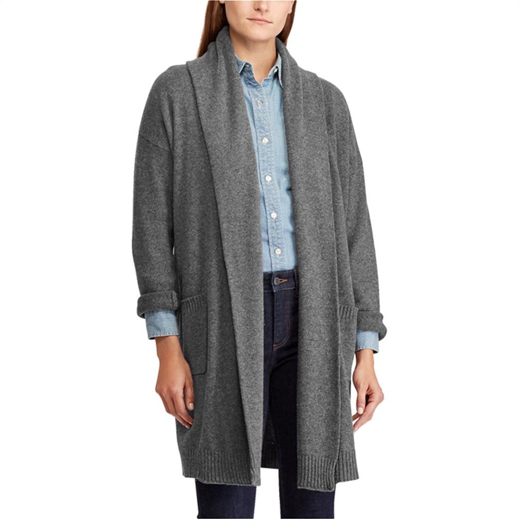 Lauren Ralph Lauren  γυναικεία ζακέτα Cotton Blend Cardigan 1