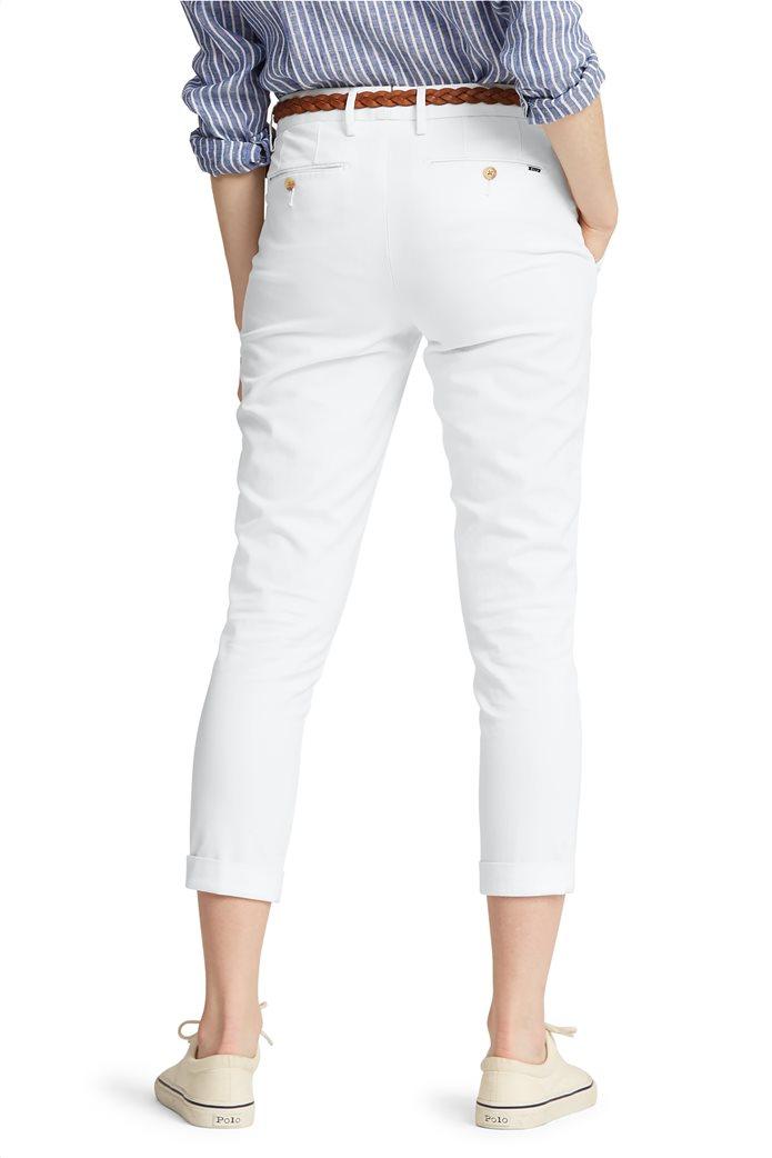 Polo Ralph Lauren γυναικείο παντελόνι chinos Twill Skinny 3