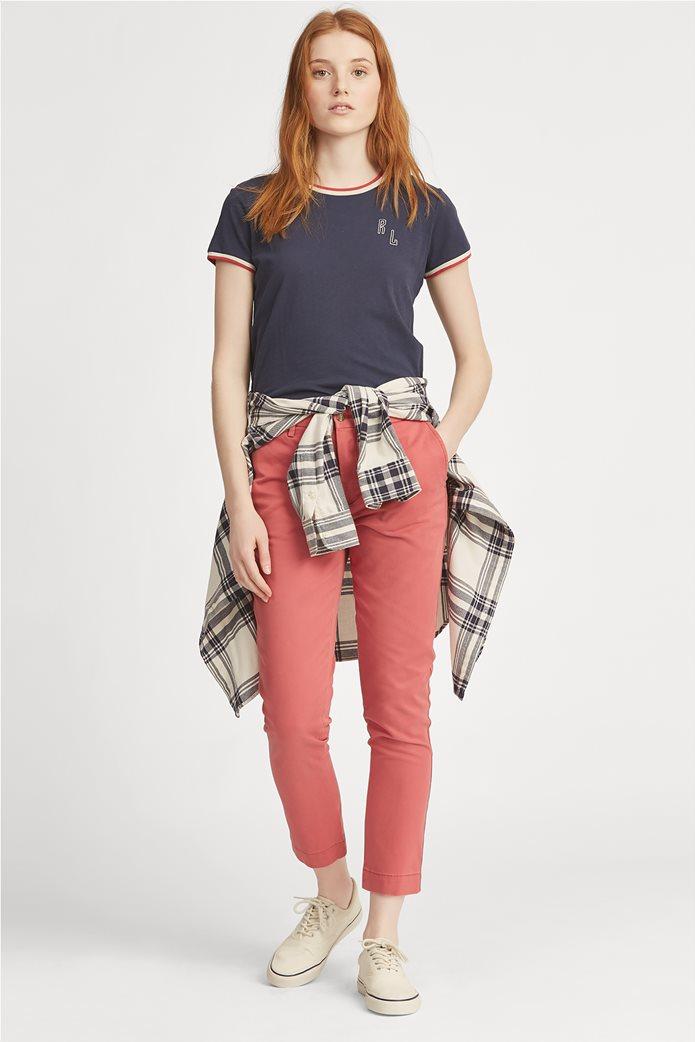 Polo Ralph Lauren γυναικείο παντελόνι chinos Twill Skinny 0