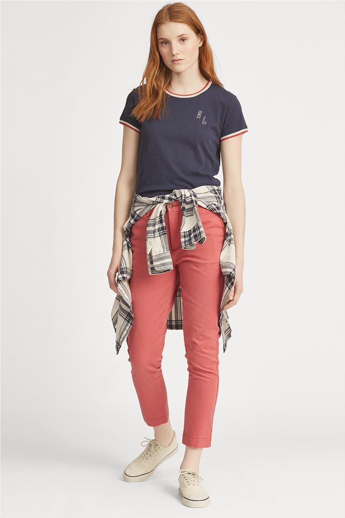Polo Ralph Lauren γυναικείο παντελόνι chinos Twill Skinny 2
