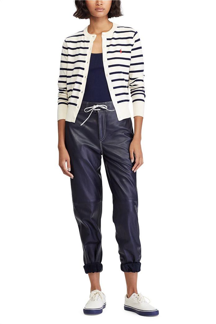 Polo Ralph Lauren γυναικεία ριγέ ζακέτα Striped Cardigan 1