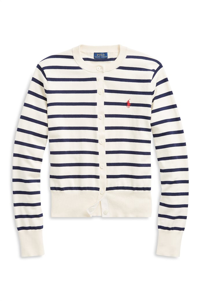 Polo Ralph Lauren γυναικεία ριγέ ζακέτα Striped Cardigan 4