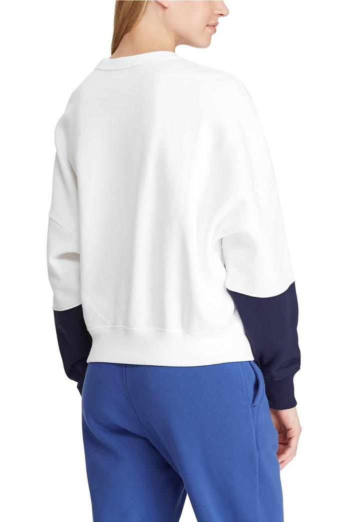 Polo Ralph Lauren γυναικείο φούτερ Print Fleece 3