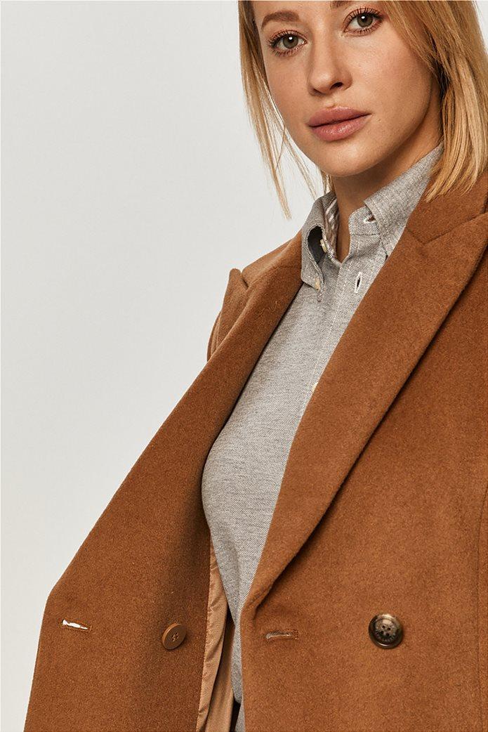 Lauren Ralph Lauren γυναικείο midi παλτό με κουμπιά 1