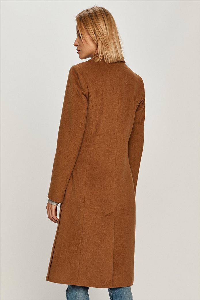 Lauren Ralph Lauren γυναικείο midi παλτό με κουμπιά 3