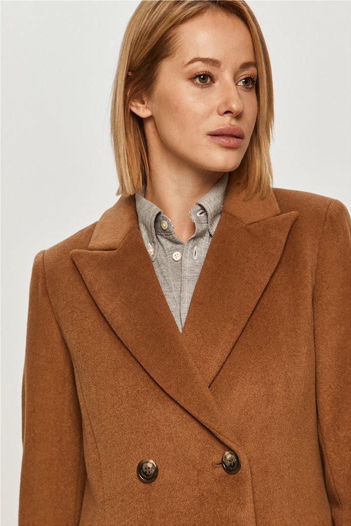Lauren Ralph Lauren γυναικείο midi παλτό με κουμπιά 4
