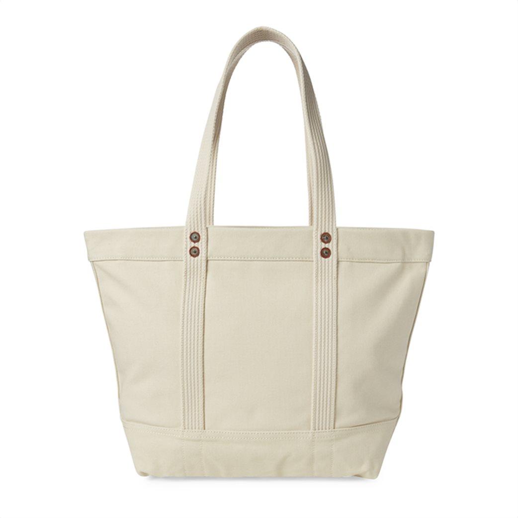 Polo Ralph Lauren γυναικεία τσάντα ώμου Canvas Polo Bear 1