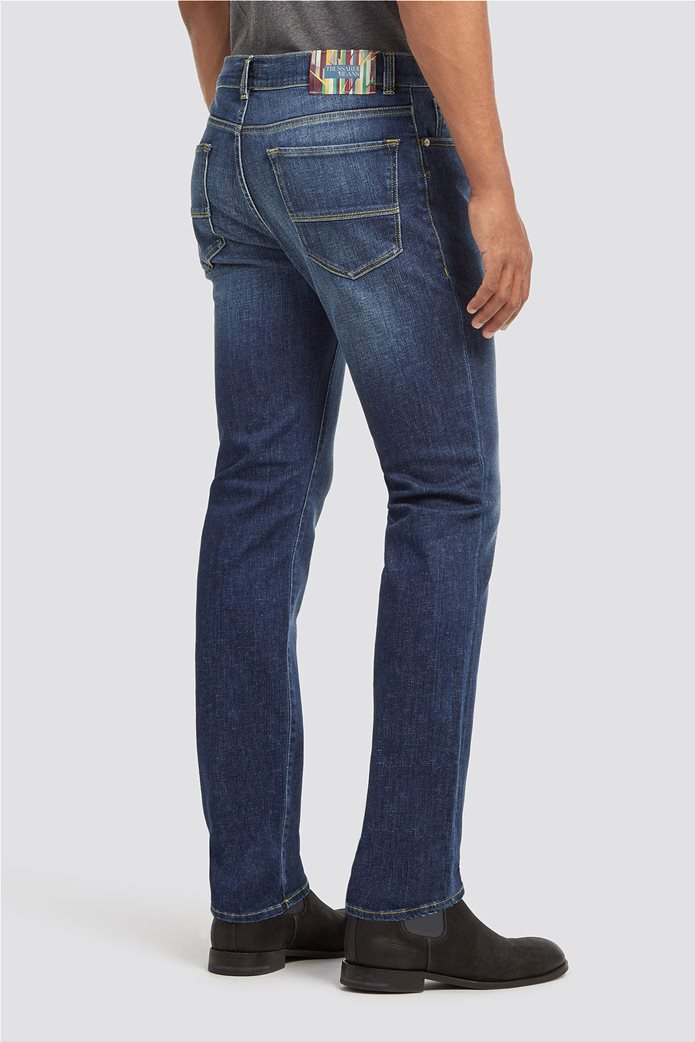 Trussardi Jeans ανδρικό τζην παντελόνι Icon fit 2