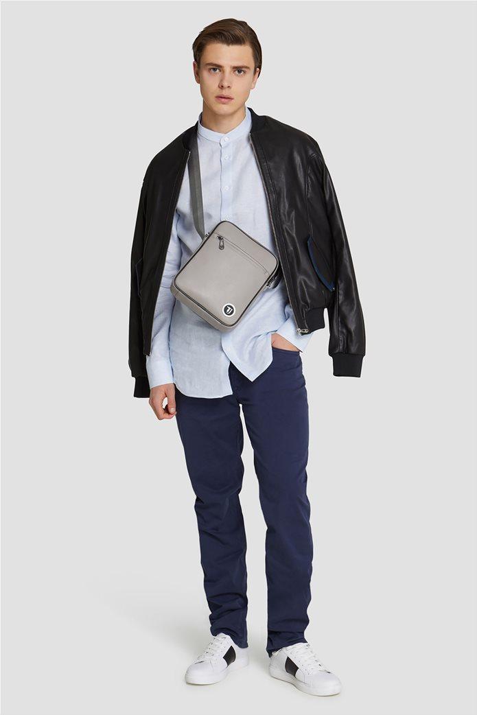 Trussardi Jeans ανδρικό τζην παντελόνι Icon Basic 380 2
