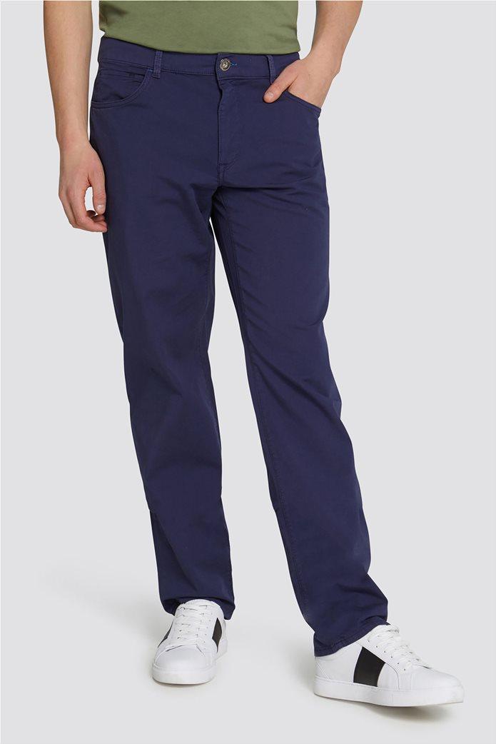 Trussardi Jeans ανδρικό πεντάτσεπο παντελόνι Icon Basic 380 0