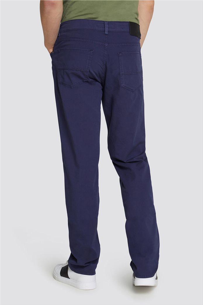 Trussardi Jeans ανδρικό πεντάτσεπο παντελόνι Icon Basic 380 1