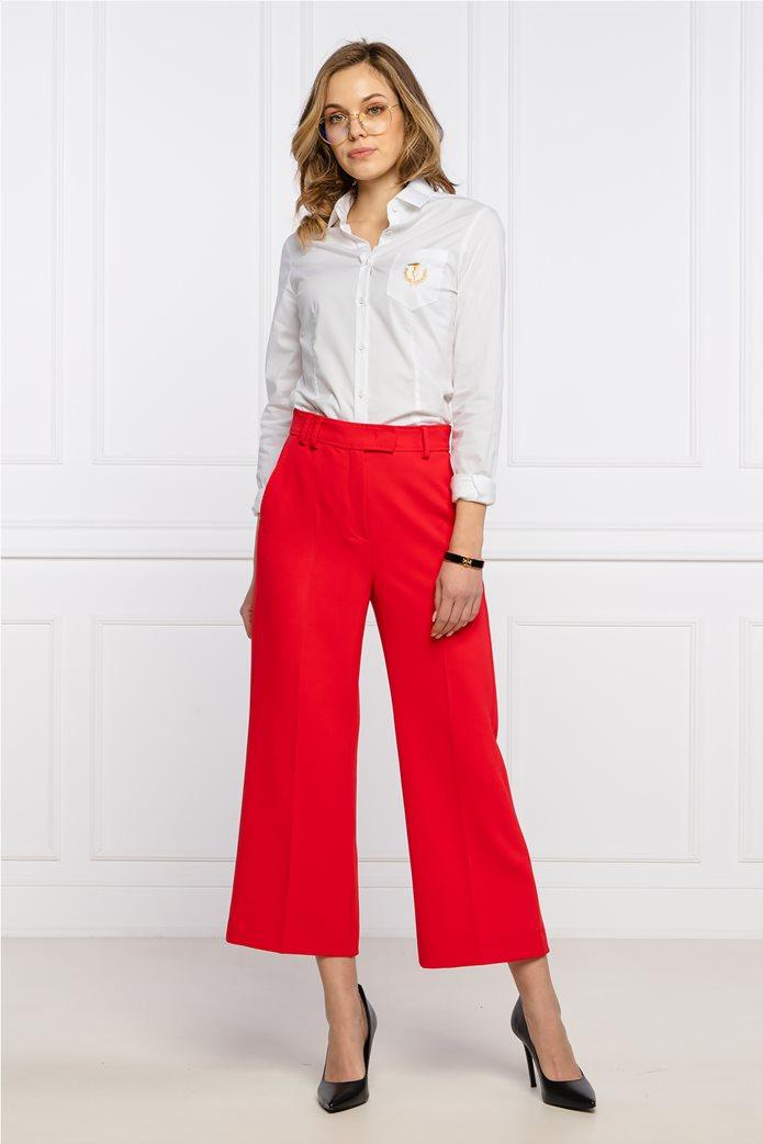 """Trussardi Jeans γυναικείο πουκάμισο με τσέπη στο στήθος """"Majica"""" 1"""