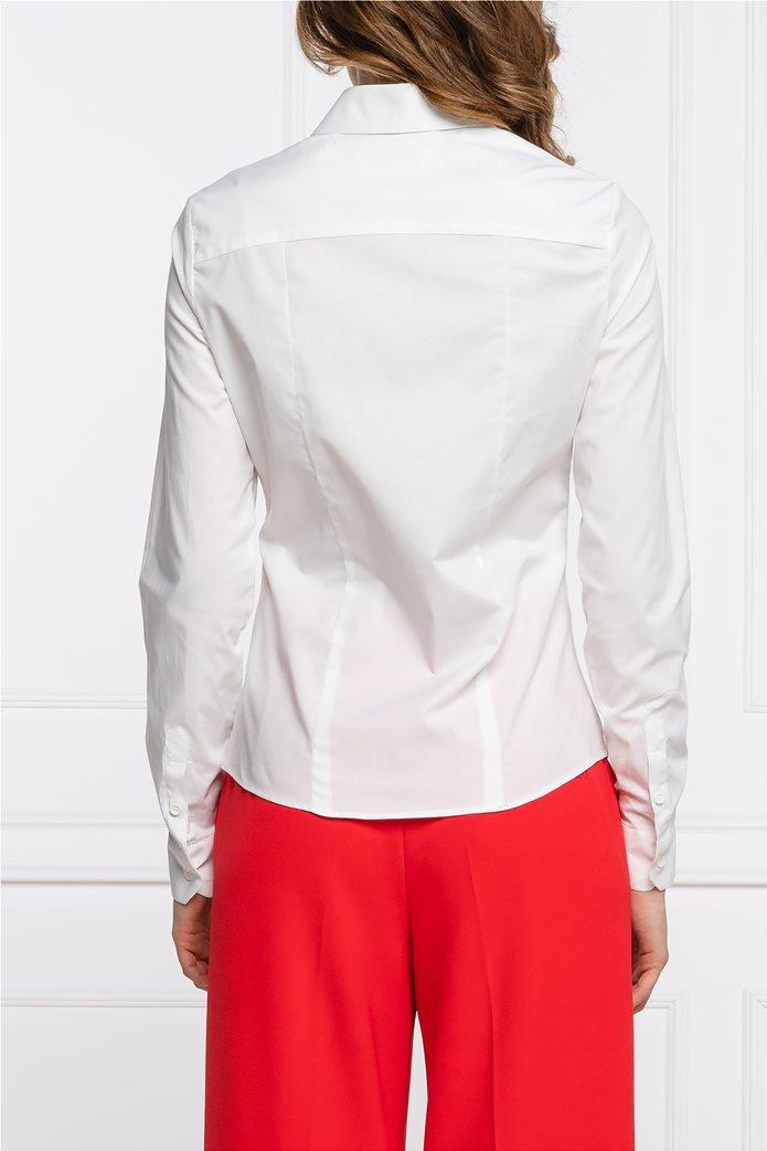 """Trussardi Jeans γυναικείο πουκάμισο με τσέπη στο στήθος """"Majica"""" 2"""