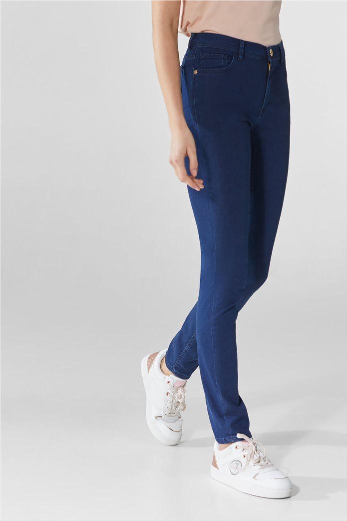 Trussardi γυναικείο τζην παντελόνι ''105'' Μπλε Σκούρο 0