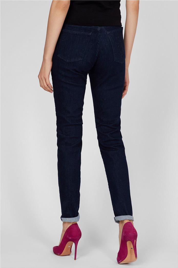 Trussardi Jeans γυναικείο τζην πεντάστεπο Skinny Fit 3